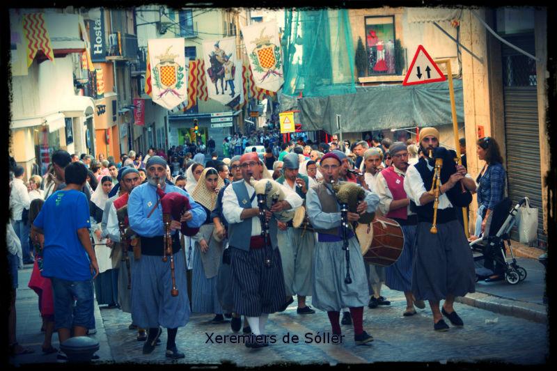 Santa Tecla 2011 (Tarragona) - Xeremiers de Sller 37