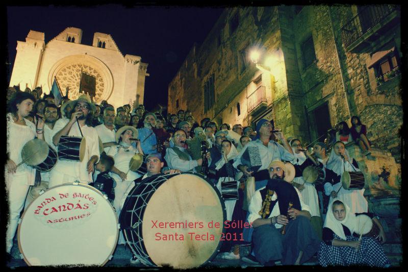 Santa Tecla 2011 (Tarragona) - Xeremiers de Sller 98