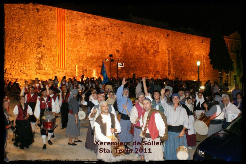 Santa Tecla 2011 (Tarragona) - Xeremiers de Sller 47